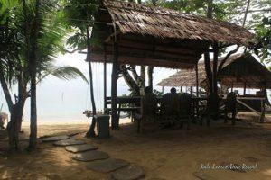 Para-para Kalilemon simple huts